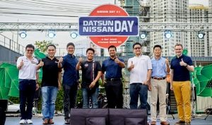 Nissan Supports First-Ever Datsun - Nissan Day