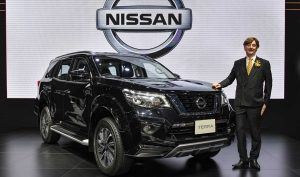 All-new Nissan Terra wins BIG Best Car of the Year award