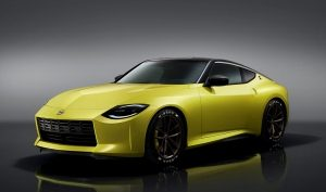 Nissan Z Proto looks to the future, inspired by its past Yes, it has a manual transmission