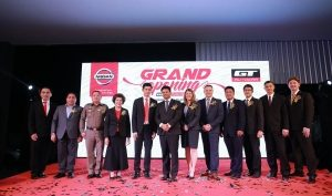 Nissan celebrates Chachoengsao new retail concept showroom