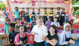 Nissan in Thailand celebrates three successful years