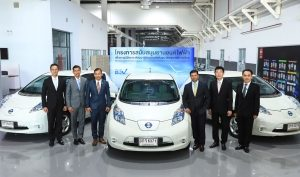Nissan reaffirms commitment to supporting electric mobility education, research and development in Thailand