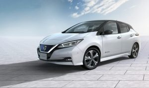 NISSAN SHOWCASES THE NEW LEAF FOR THE FIRST TIME IN THAILAND