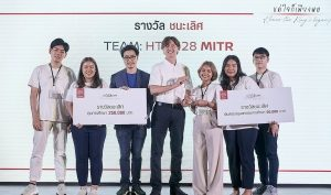 Nissan supports Thai communities with winning student innovations