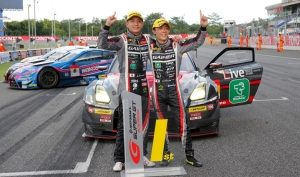 Nissan takes Super GT GT300 win in Thailand