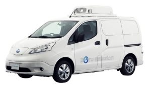 Nissan to unveil new ambulance and electric delivery vehicle