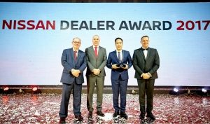 Nissan announces the winners of its 2017 Best Dealer Awards