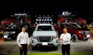 THAI CUSTOMERS FIRST-IN-WORLD TO GET NEW NISSAN NAVARA