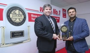 Nissan Celebrates Excellence in After-Sales Service