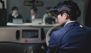 Nissan unveils Invisible-to-Visible technology concept at CES