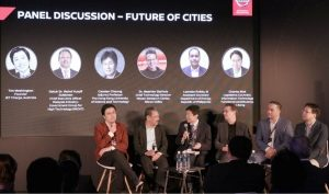 Nissan Futures 2019 presents Asia and Oceania's future mobility trends