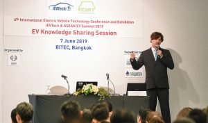 Nissan shares vision for future mobility at iEVTech 2019
