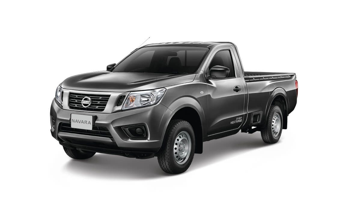 Nissan Bolsters its Navara Pickup Line with 4WD for its Single Cab