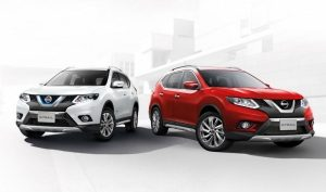 The Nissan X-Trail is the world's most-loved SUV
