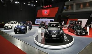 Dress up your favorite Nissan car and be even more sporty at the Bangkok Auto Salon 2017