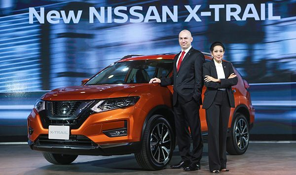 Grand Opening New NISSAN X-TRAIL