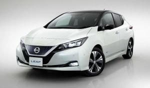 Nissan to Bring the New Nissan LEAF to Thailand