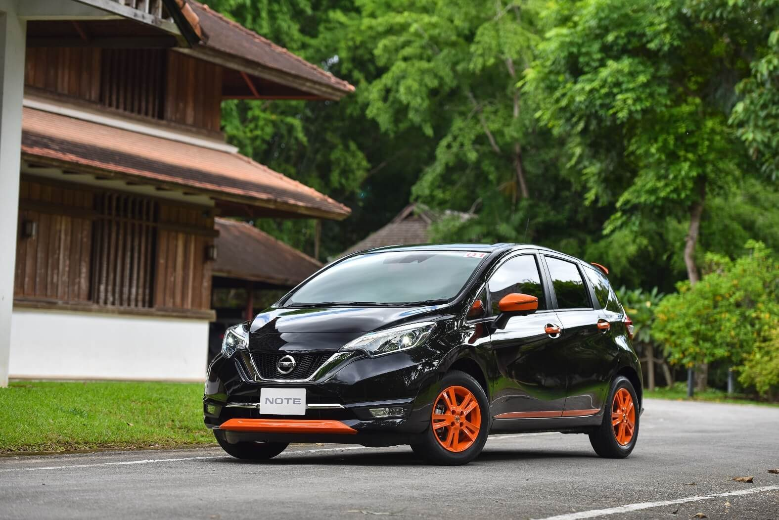nissan note a top seller in japan   news   nissan motor thailand