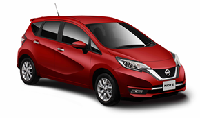The All-New Nissan Note
