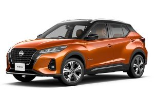 Nissan Kicks e-Power with Stylish Package