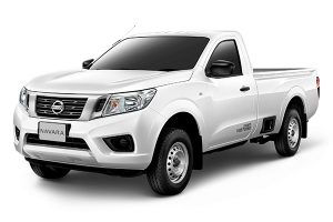 Nissan Navara Single Cab