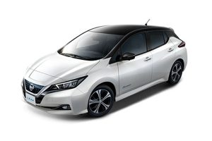 The All-New NISSAN LEAF