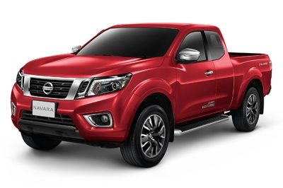New Nissan Navara King Cab