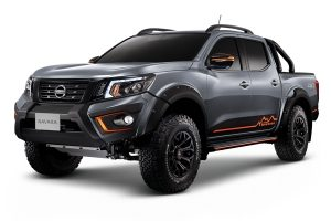 Navara N-Trek Warrior