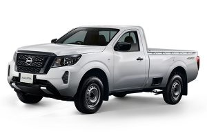 Navara Single Cab