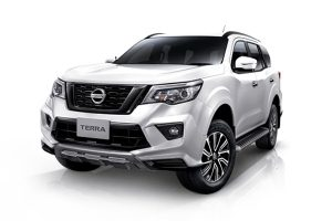 Nissan Terra Energetic Package