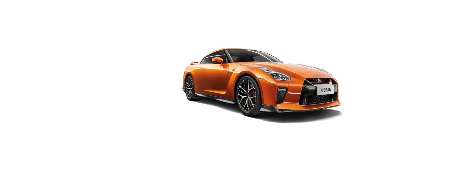 NEW NISSAN GT-R