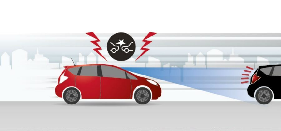 intelligent forward collision warning