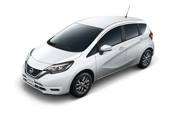 New Nissan Note E