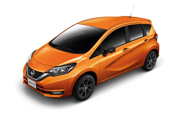 New Nissan Note VL