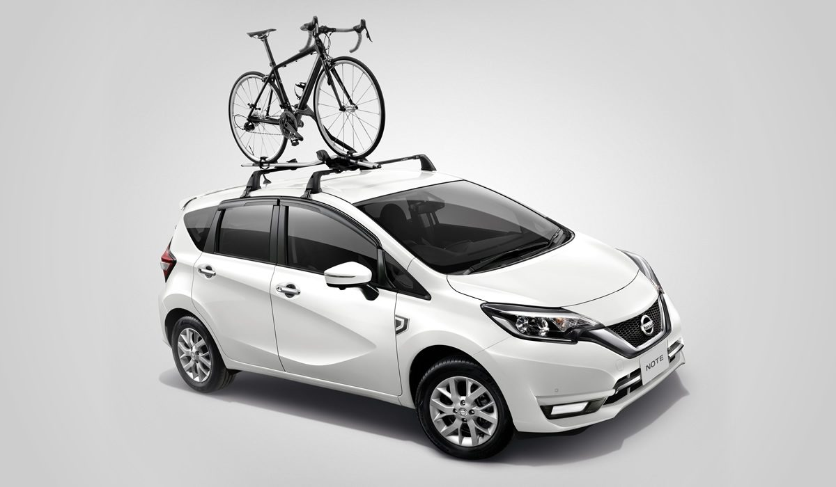 nissan note accessories