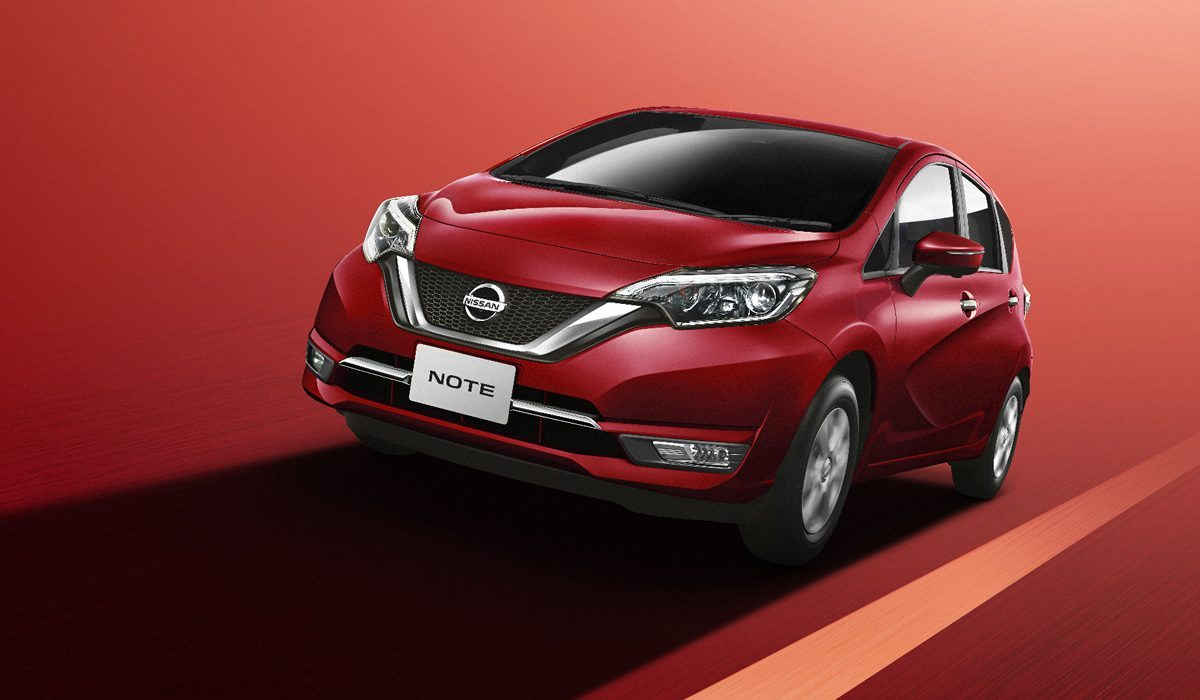 the all new nissan note
