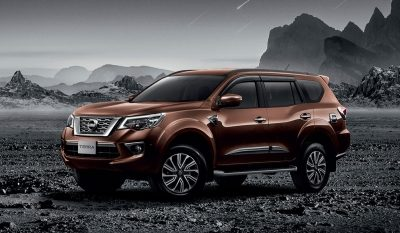 The All-New Nissan Terra