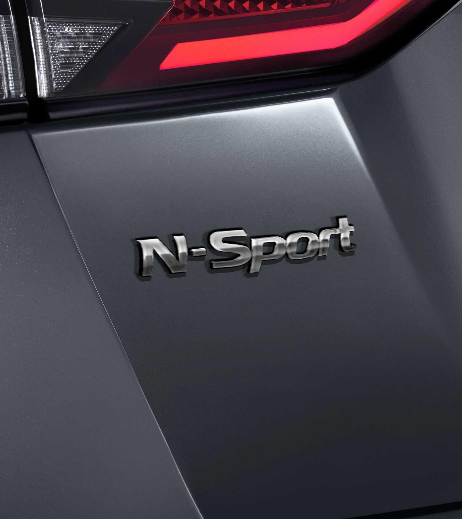 สัญลักษณ์ N-Sport