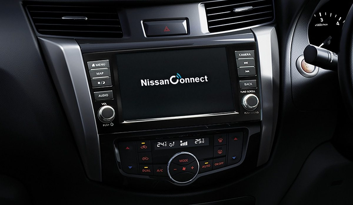 NIM-Nissan Connect