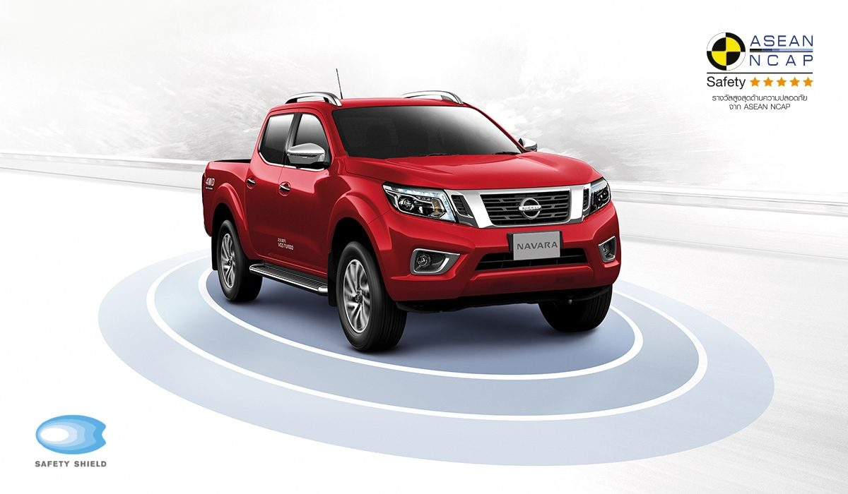 NISSAN SAFETY SHIELD TECHNOLOGIES