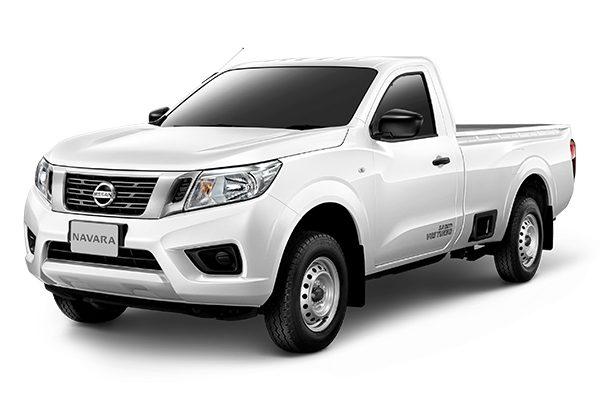 New Nissan Navara Single Cab