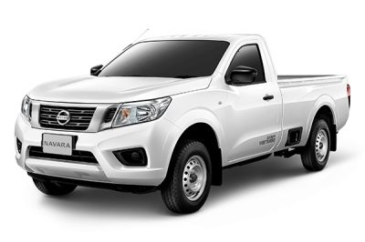 New Nissan Navara Single cab