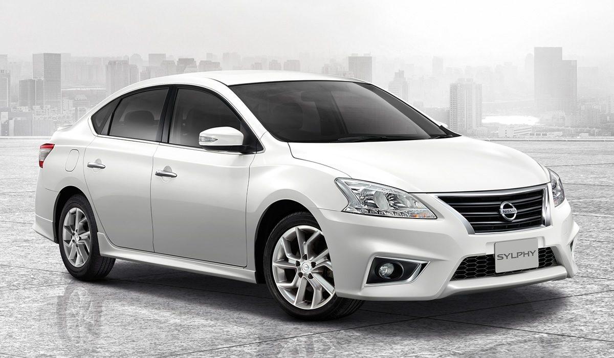 Nissan Sylphy Nissan Motor Thailand