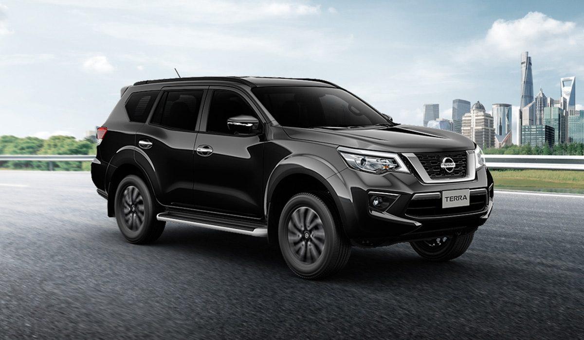Nissan Terra Offer
