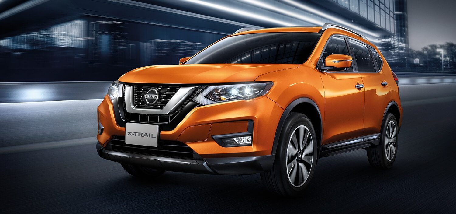 New-Nissan-X-Trail